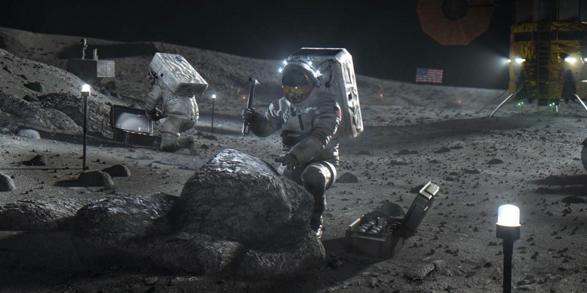 Artemis Program moon toilet challenge