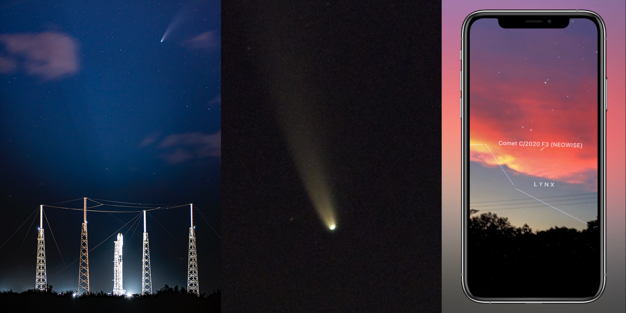 How to find NEOWISE with your iPhone before the comet disappears for 6,800 years - Space Explored