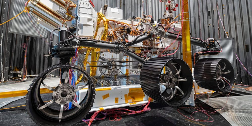 NASA's Mars helicopter Ingenuity