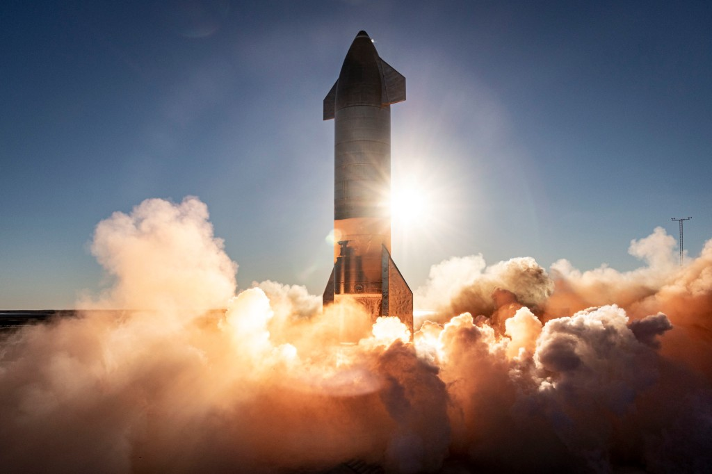spacex starship sn8 launch