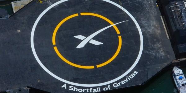 a shortfall of gravitas