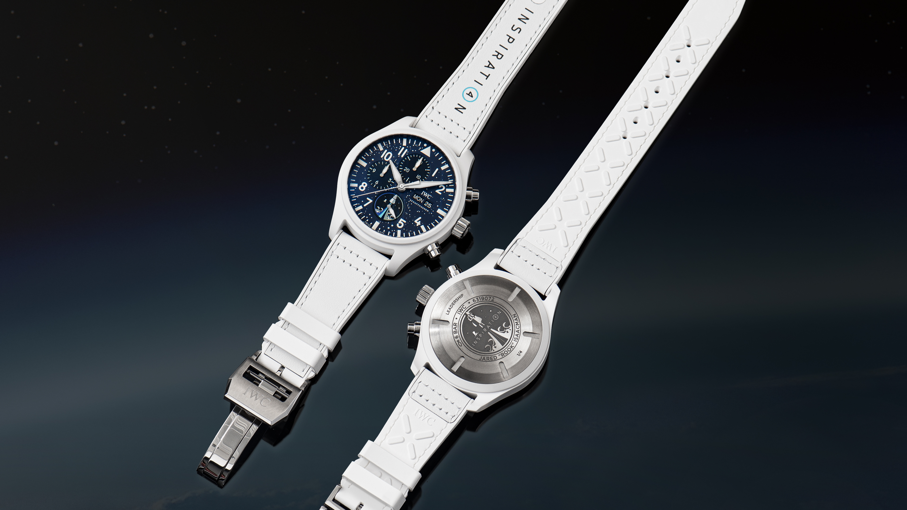 Inspiration4 watches to be auctioned off in support of St. Jude.