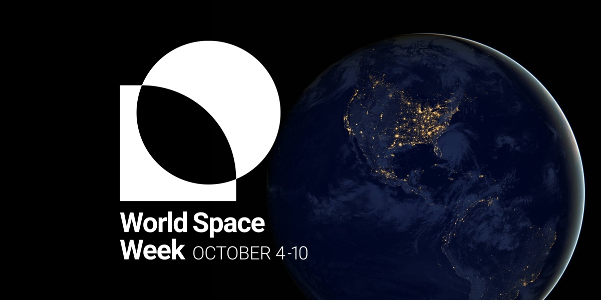 World Space Week Featured