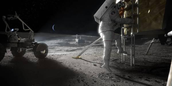 nasa lunar lander concept