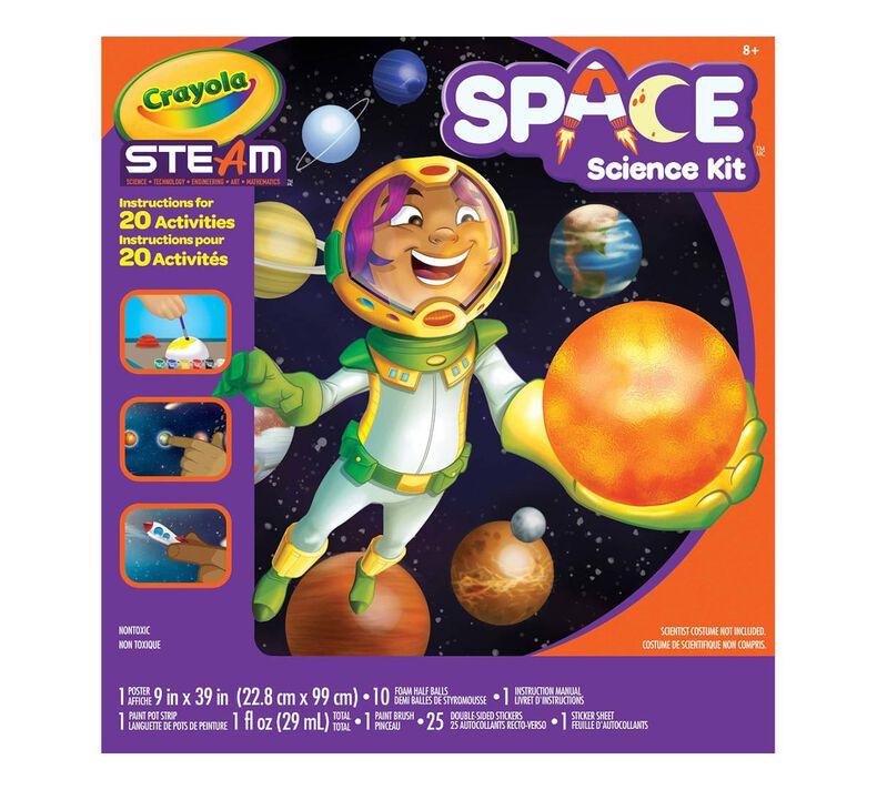 Crayola STEAM Solar System Science