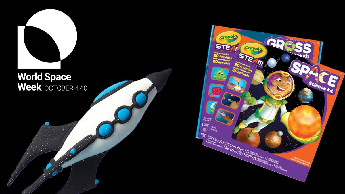 Crayola World Space Week