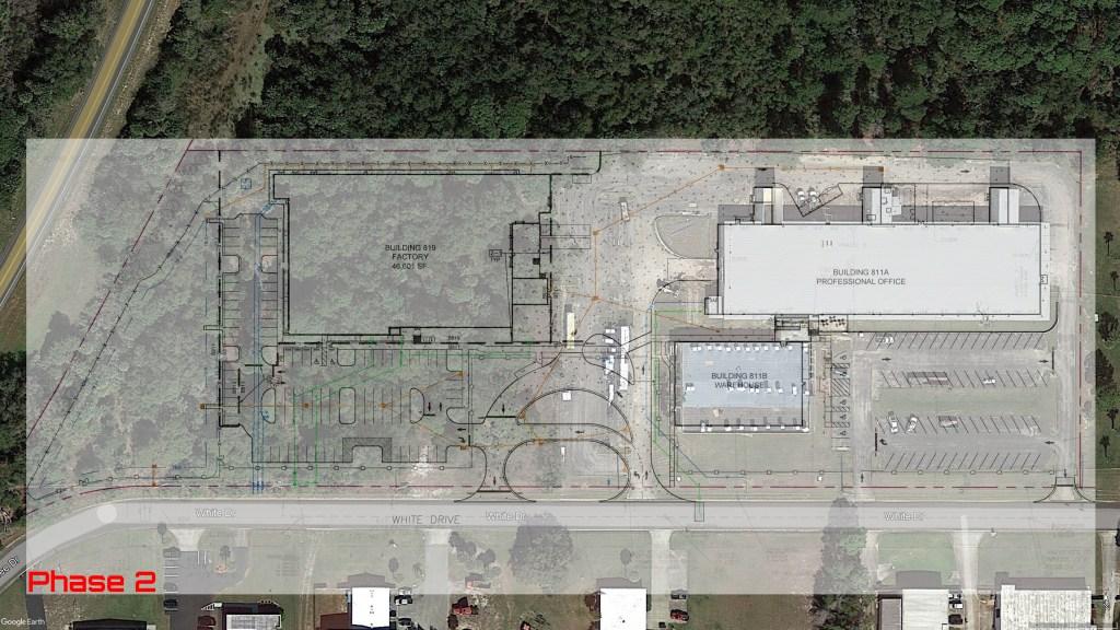 Lockheed Martin Titusville Factory