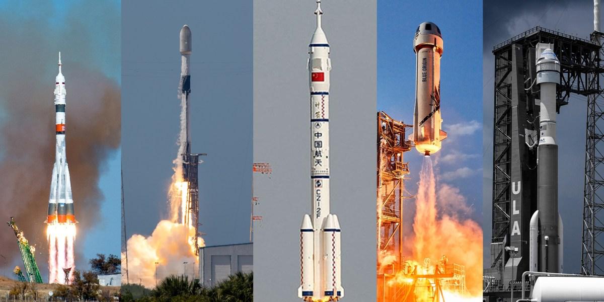 next crewed launch